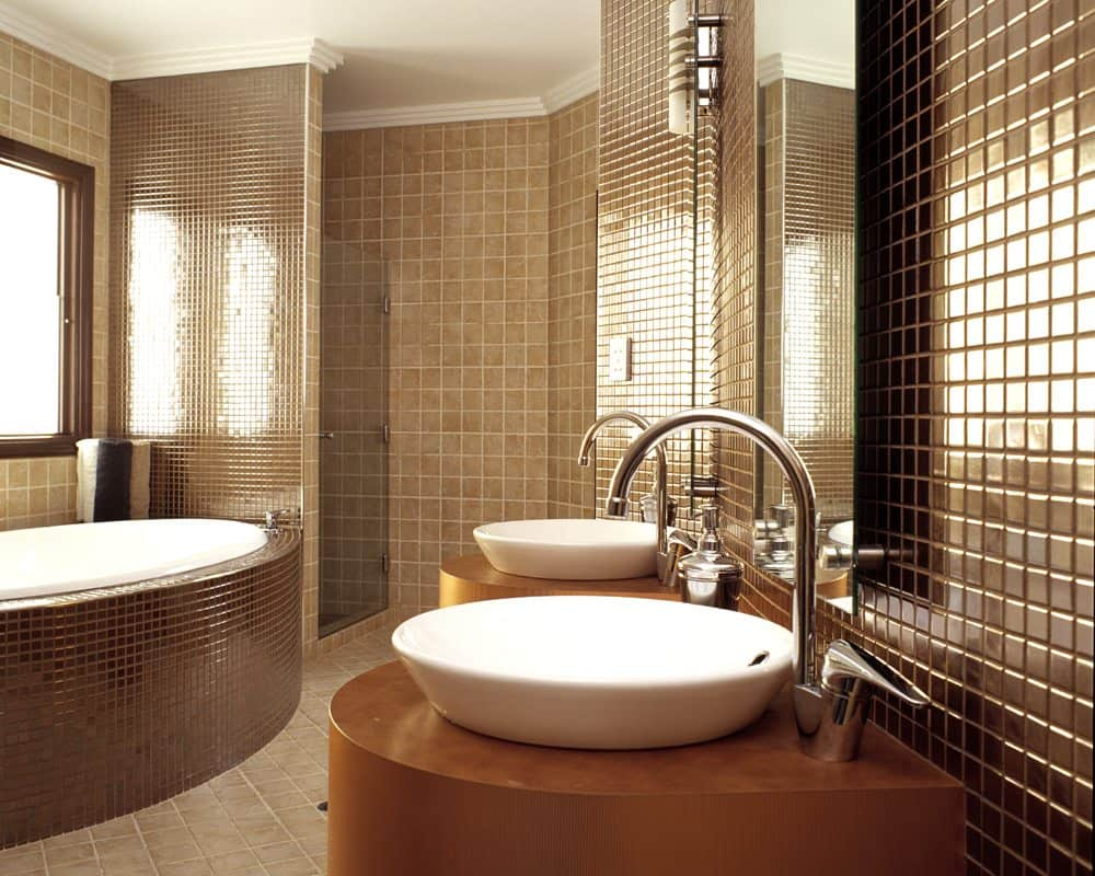 Mosaic Bathroom Designs Interior Bathroom Ideas Mosaic  Interior Design