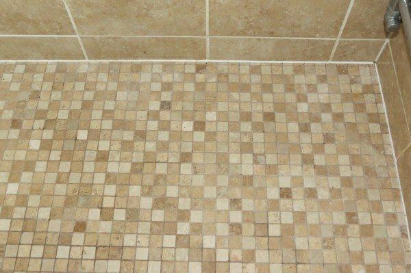 Mosaic Floor Tile Decoration