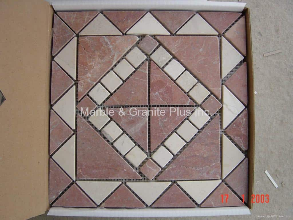 Mosaic Tile Patterns Style – Contemporary Tile Design Ideas From ...