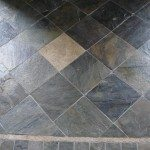 Outdoor Slate Tile Interior Design