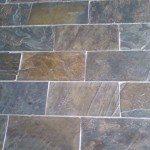 Outdoor Slate Tile Style