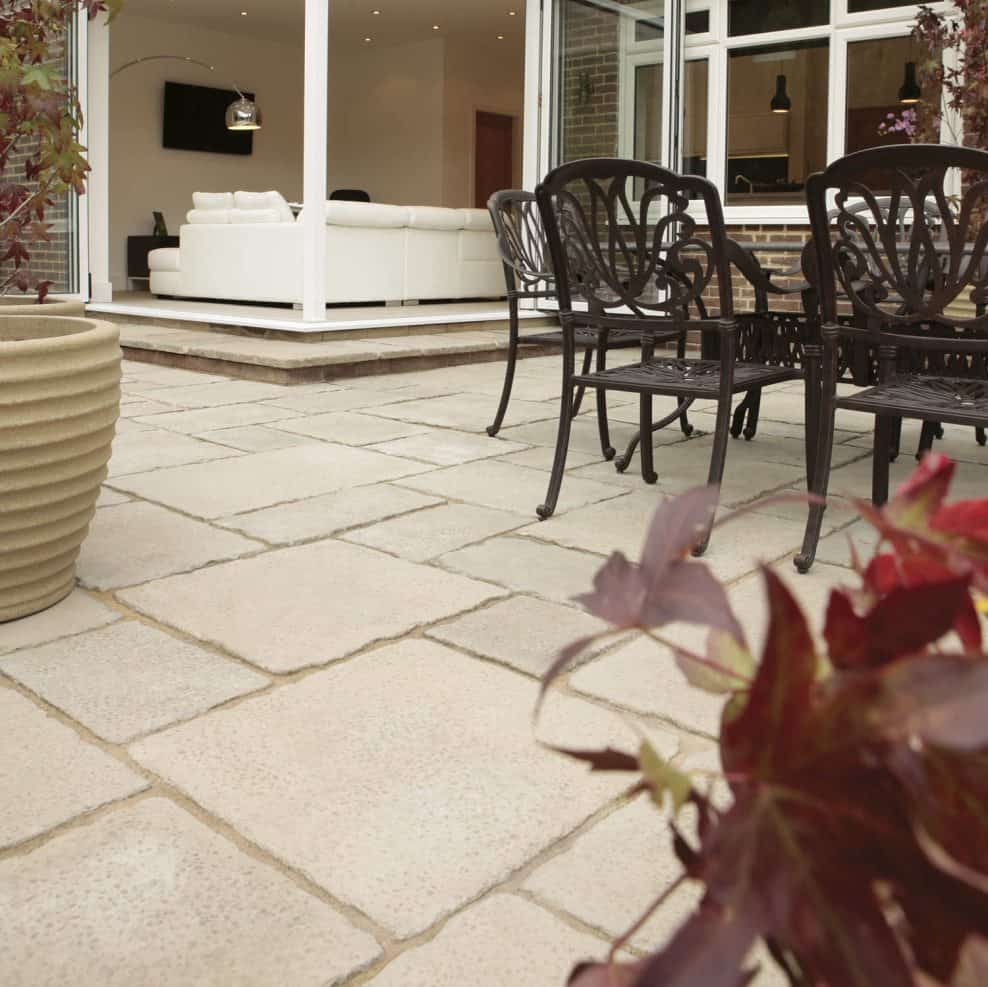 Outdoor Tile For Patio Example