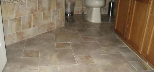 Porcelain Floor Tile Photo
