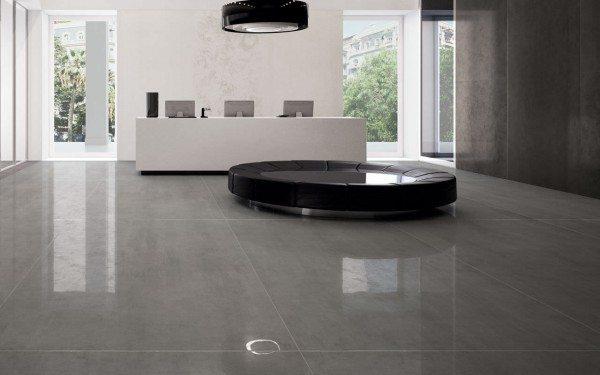Porcelain Tile Flooring Decoration