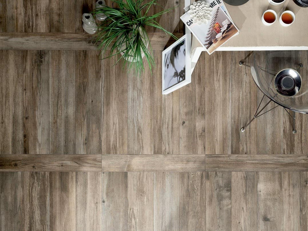 Porcelain Tile That Looks Like Wood Style-1