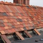 Roof Tile Interior Design