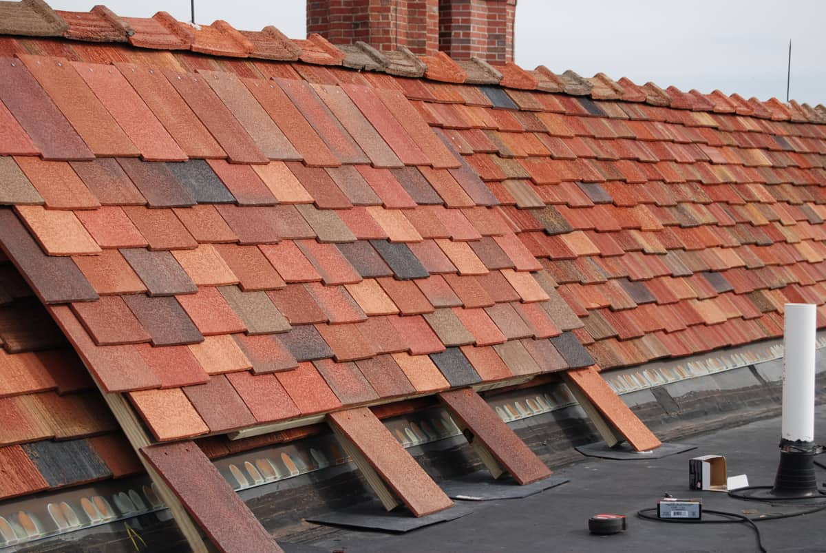 Roof Tile Interior Design Contemporary Tile Design Ideas