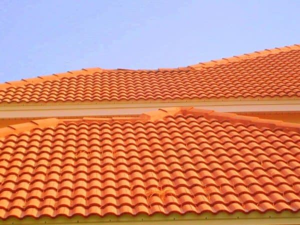 Roof Tile Style