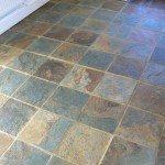 Slate Floor Tiles Design