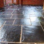 Slate Floor Tiles Picture