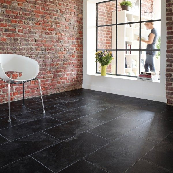 Slate Tiles Decoration