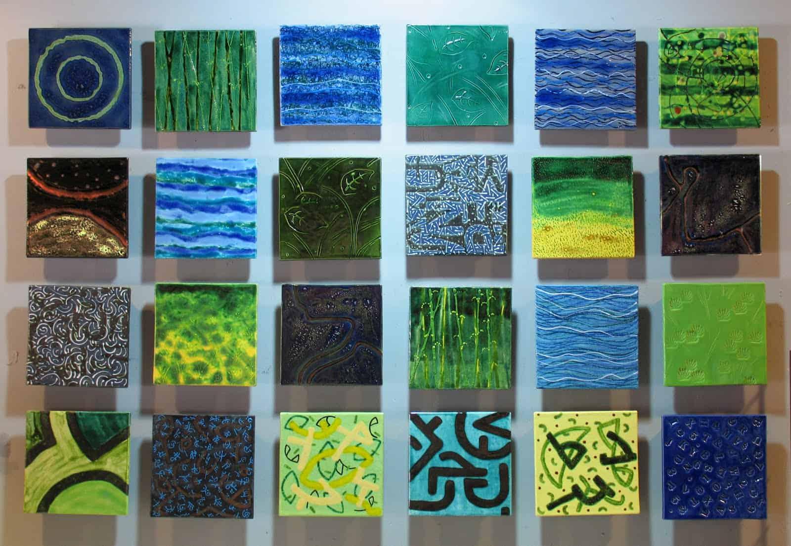 tile art home design art tile designs60 art