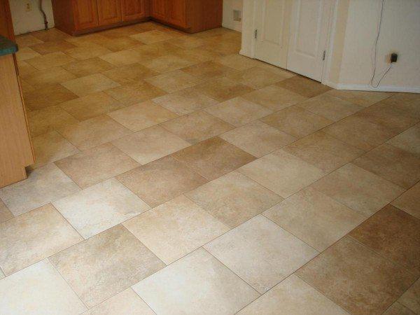 Tile Flooring Interior Design