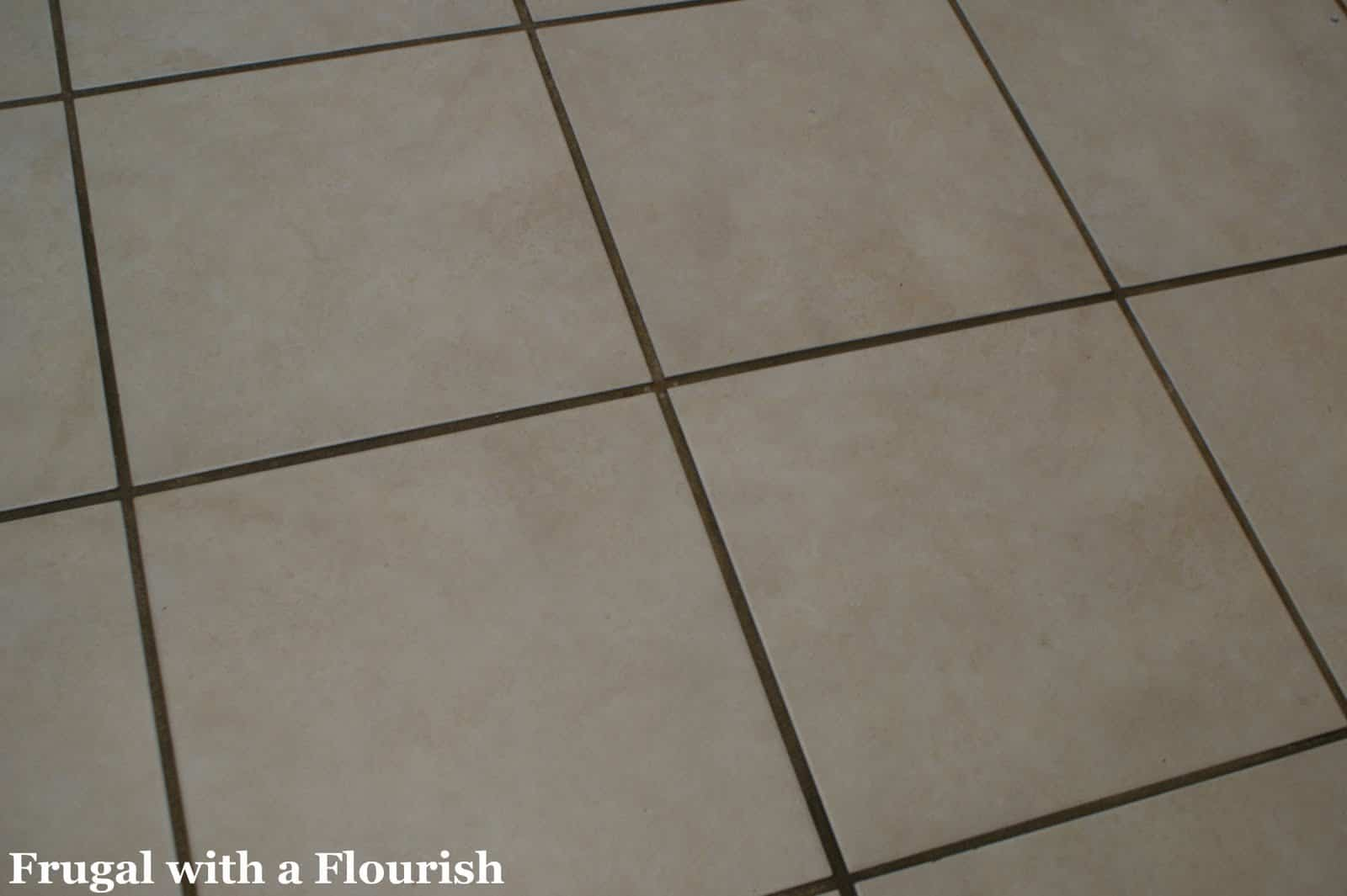 Tile Grout Style-1