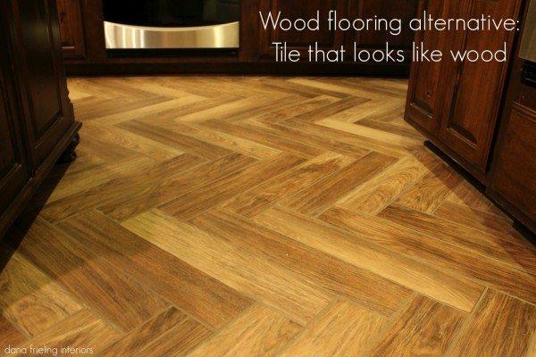 Tile That Looks Like Wood Image