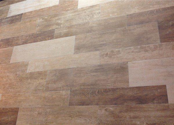 Tile That Looks Like Wood Photo