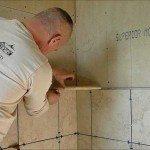 Tiling A Shower Design