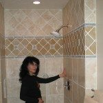 Tiling A Shower Interior Design