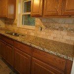 Tumbled Travertine Tile Home Design-1