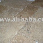 Tumbled Travertine Tile Image