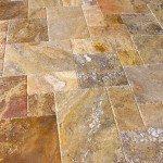 Tumbled Travertine Tile Picture