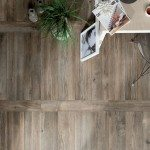 Wood Like Tile Interior Design