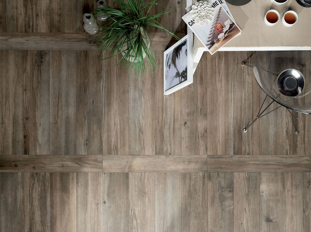 Wood Like Tile Interior Design Contemporary Tile Design Ideas From