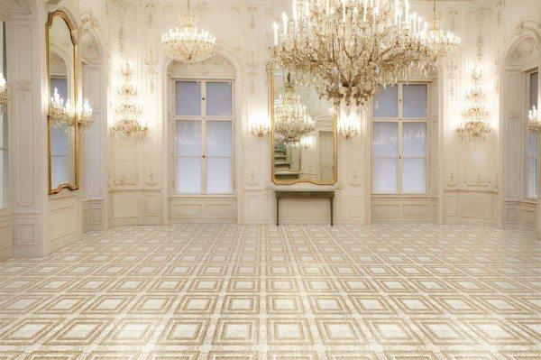 Ceramic Floor Tiles Interior Design