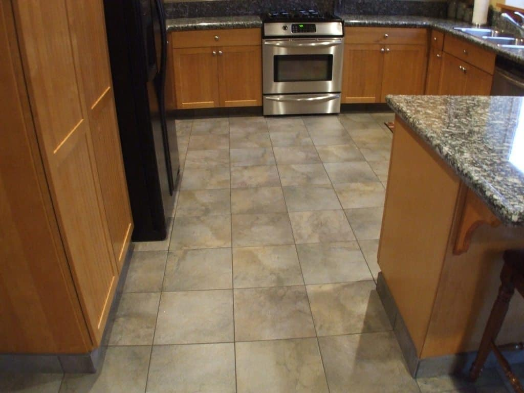 Cheap Floor Tiles Picture