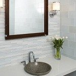 Glass Bathroom Tiles 2014