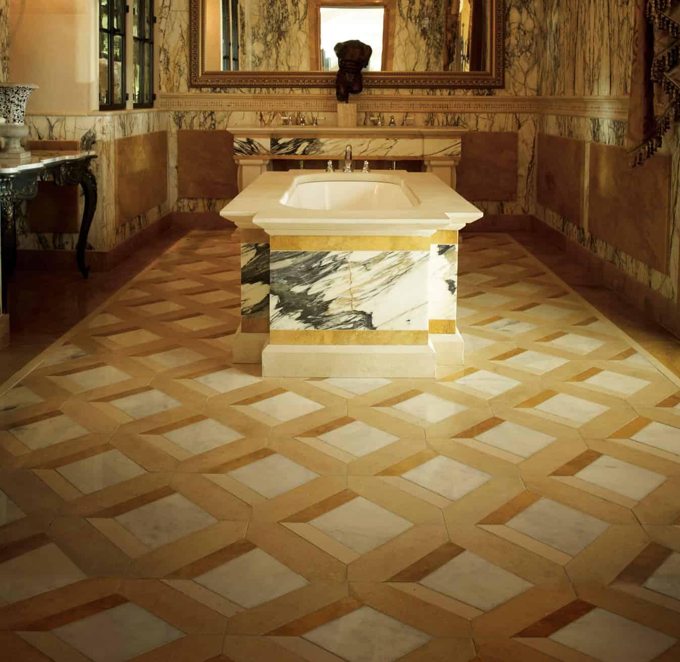 Granite Floor Tiles Design Contemporary Tile Design Ideas From Around The World