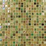 Green Glass Tile Style