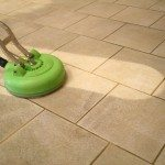 How To Clean Ceramic Tile Decoration