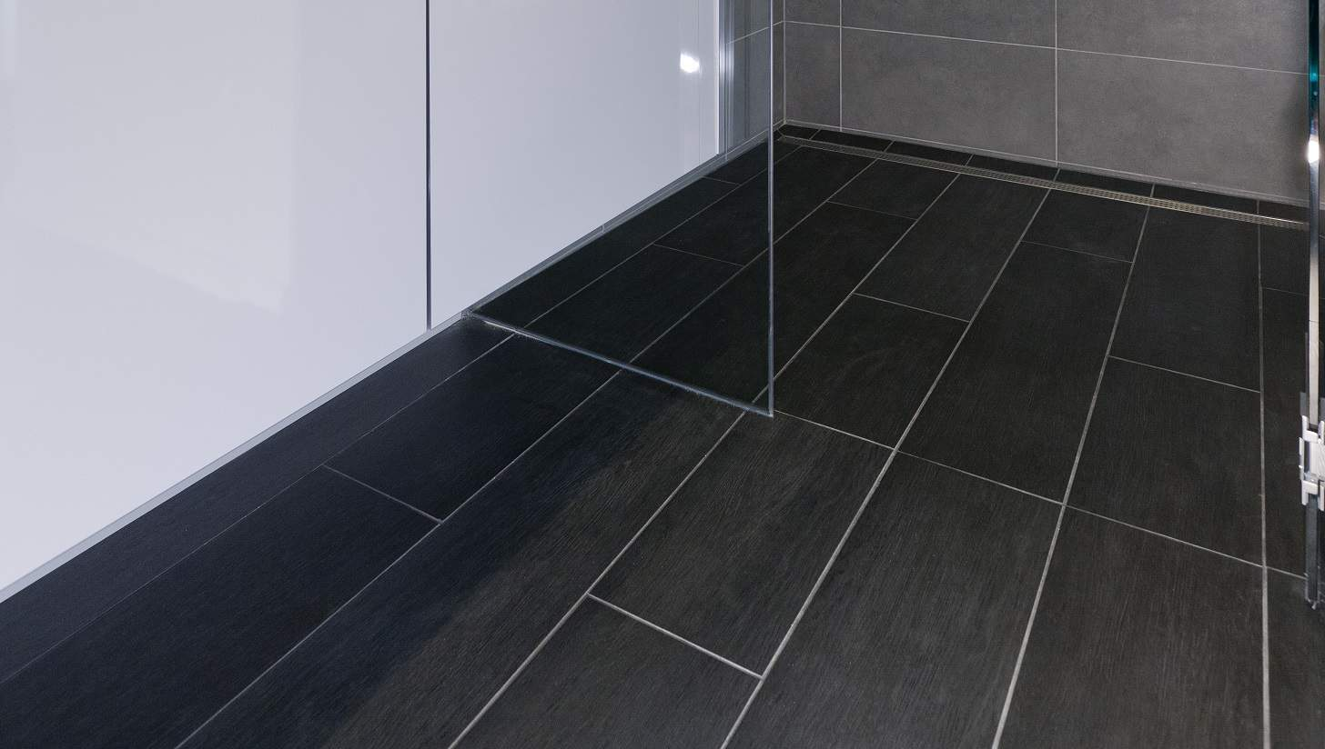 How To Tile A Shower Floor Design 1 Contemporary Tile