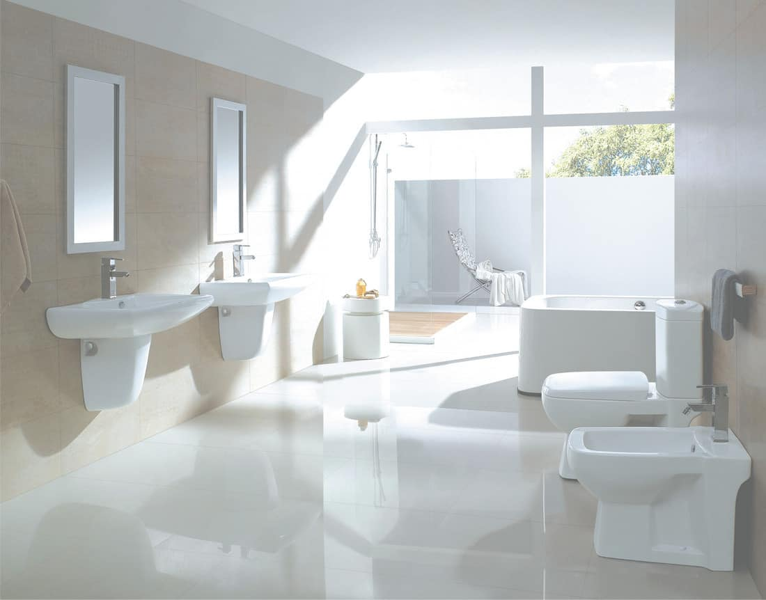 Johnson Tiles When You Need a Surprising Touch | Contemporary Tile ...