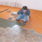 Laminate Tile Decoration