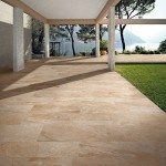 Outdoor Floor Tiles Decoration