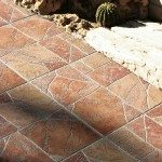 Outdoor Floor Tiles Design