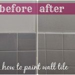 Paint For Tiles Decoration