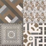 Patterned Tiles Design-1