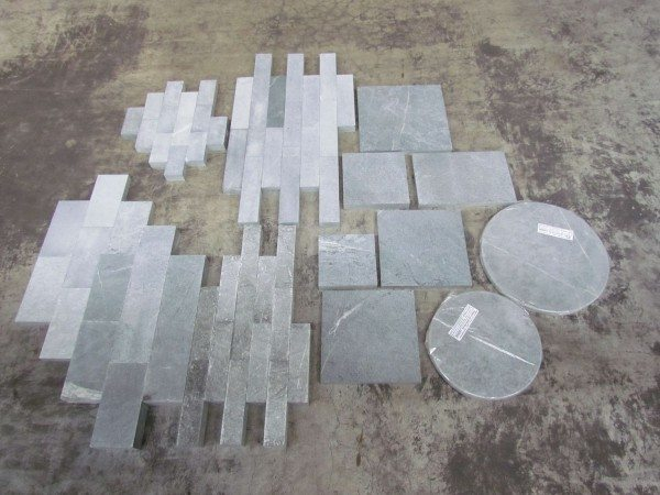 Soapstone Tile Interior Design