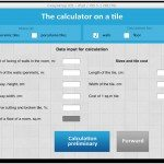 Tile Calculator 2014