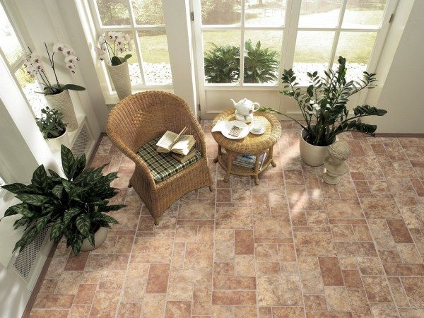 Tile Effect Laminate Home Design