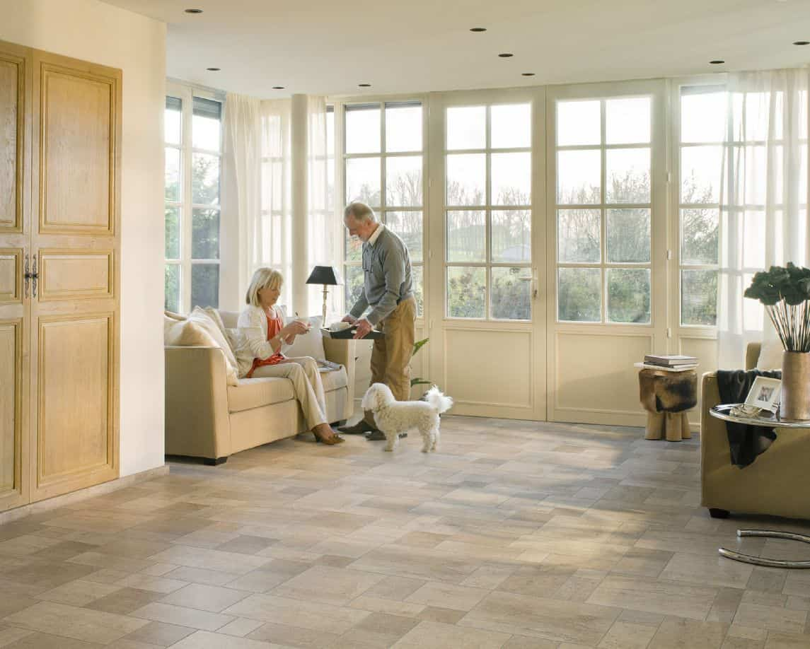 Tile Effect Laminate Image