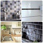 Tile Stickers Kitchen Interior Design