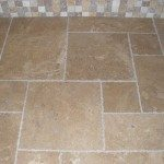 Travertine Flooring Decoration
