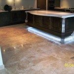 Travertine Flooring Photo