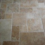 Travertine Flooring Picture