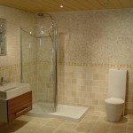 Bathroom Ceramic Tiles Decoration