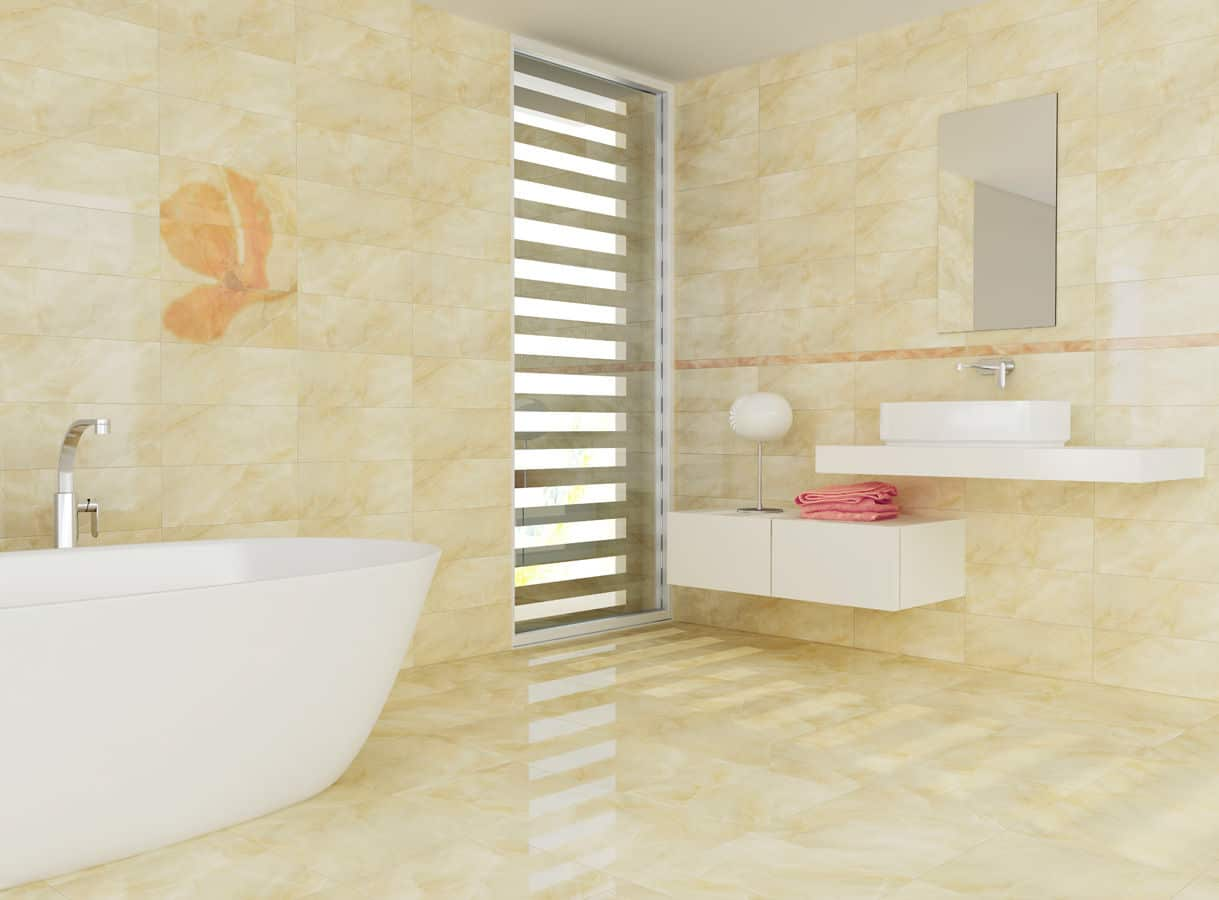 Bathroom Ceramic Tiles Style Contemporary Tile Design Ideas From
